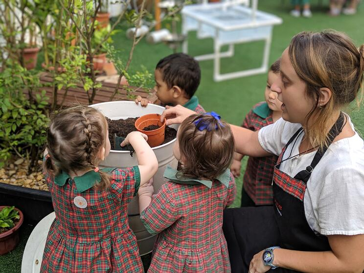 EtonHouse Claymore sustainability garden 2019 (1)