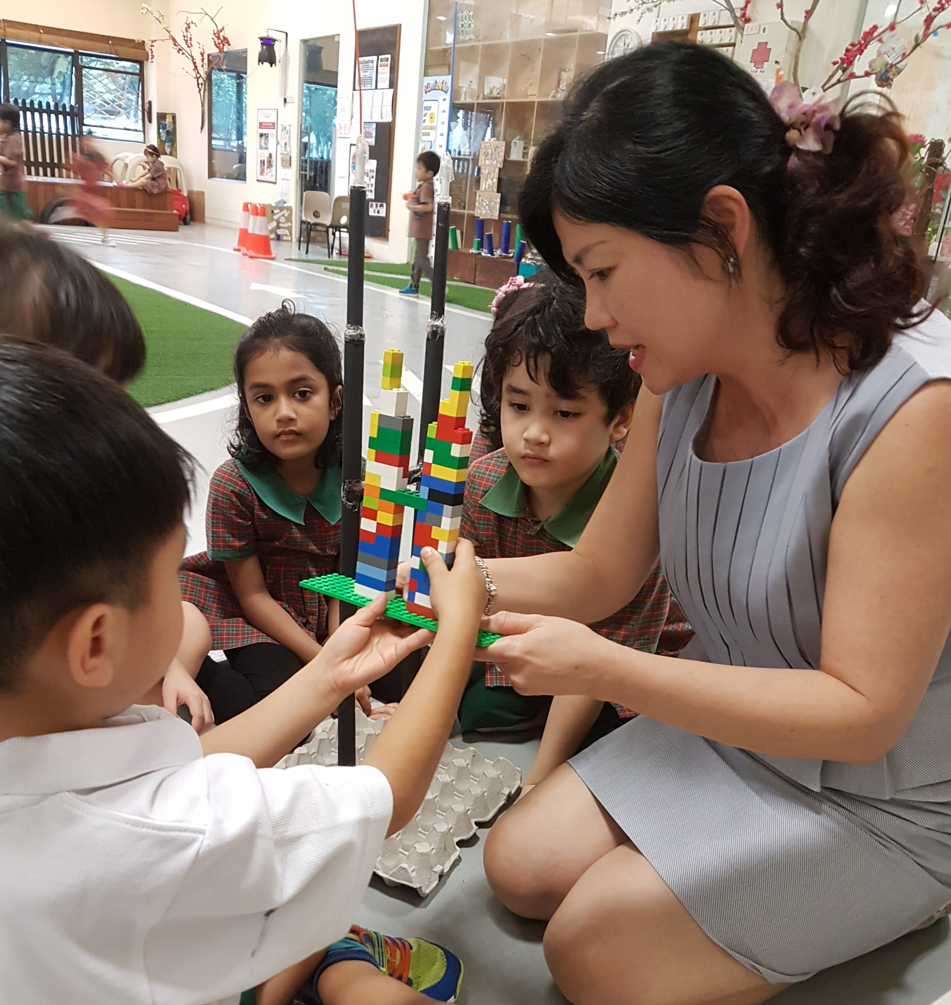 Josephyne Ho, Principal of EtonHouse Pre-School, believes there are many ways for children to learn.jpg