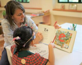 EtonHouse International Pre-School Sentosa - Our 'open door' policy also welcomes families to actively participate in the programme through various events and personal class initiatives.