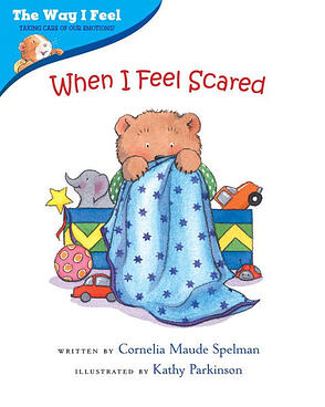 When I feel scared book