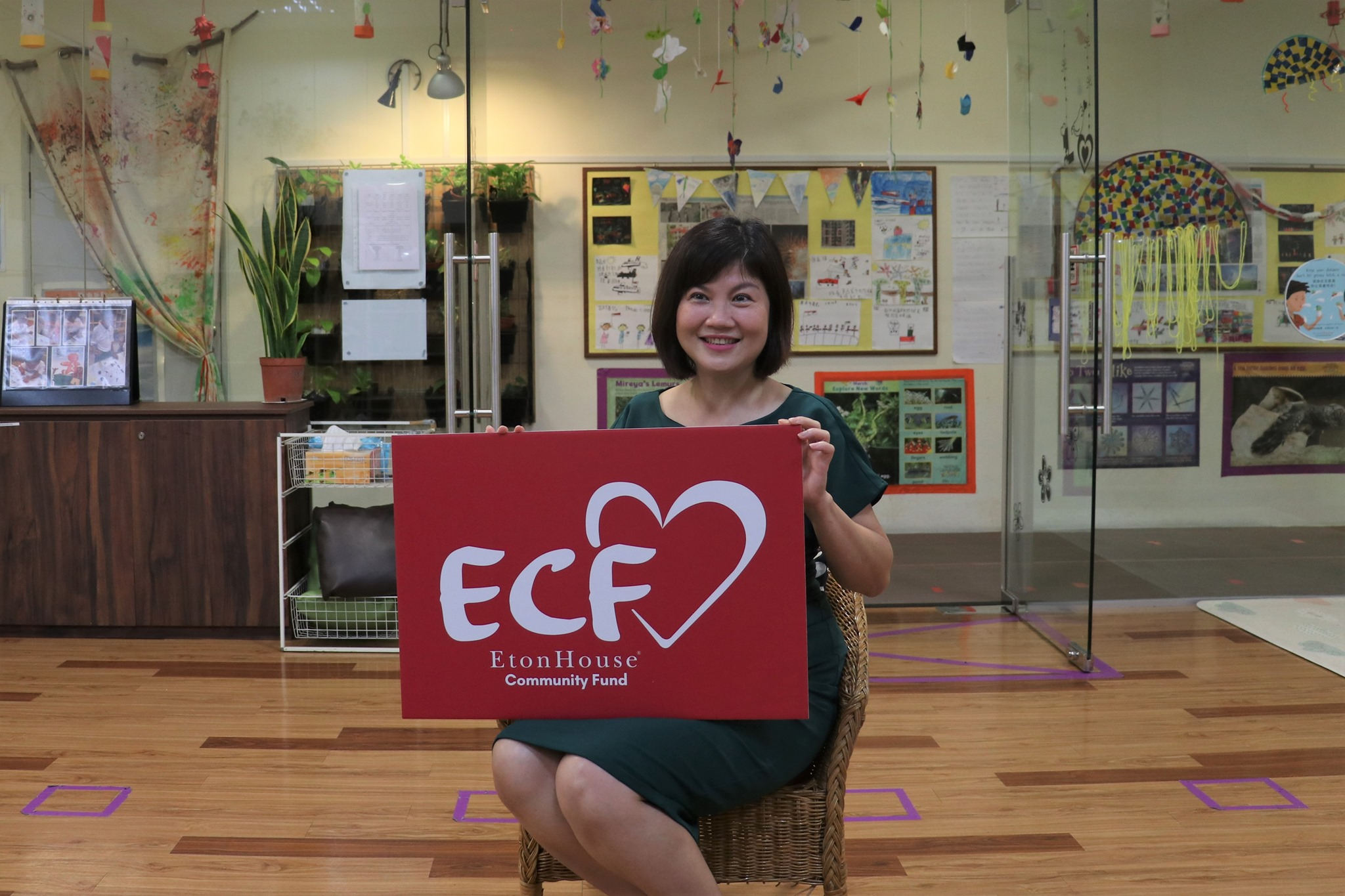 EtonHouse Community Fund Awards- ECF Dedication Award, Josephyne Ho