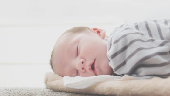 Newborn care and development- sleep schedules