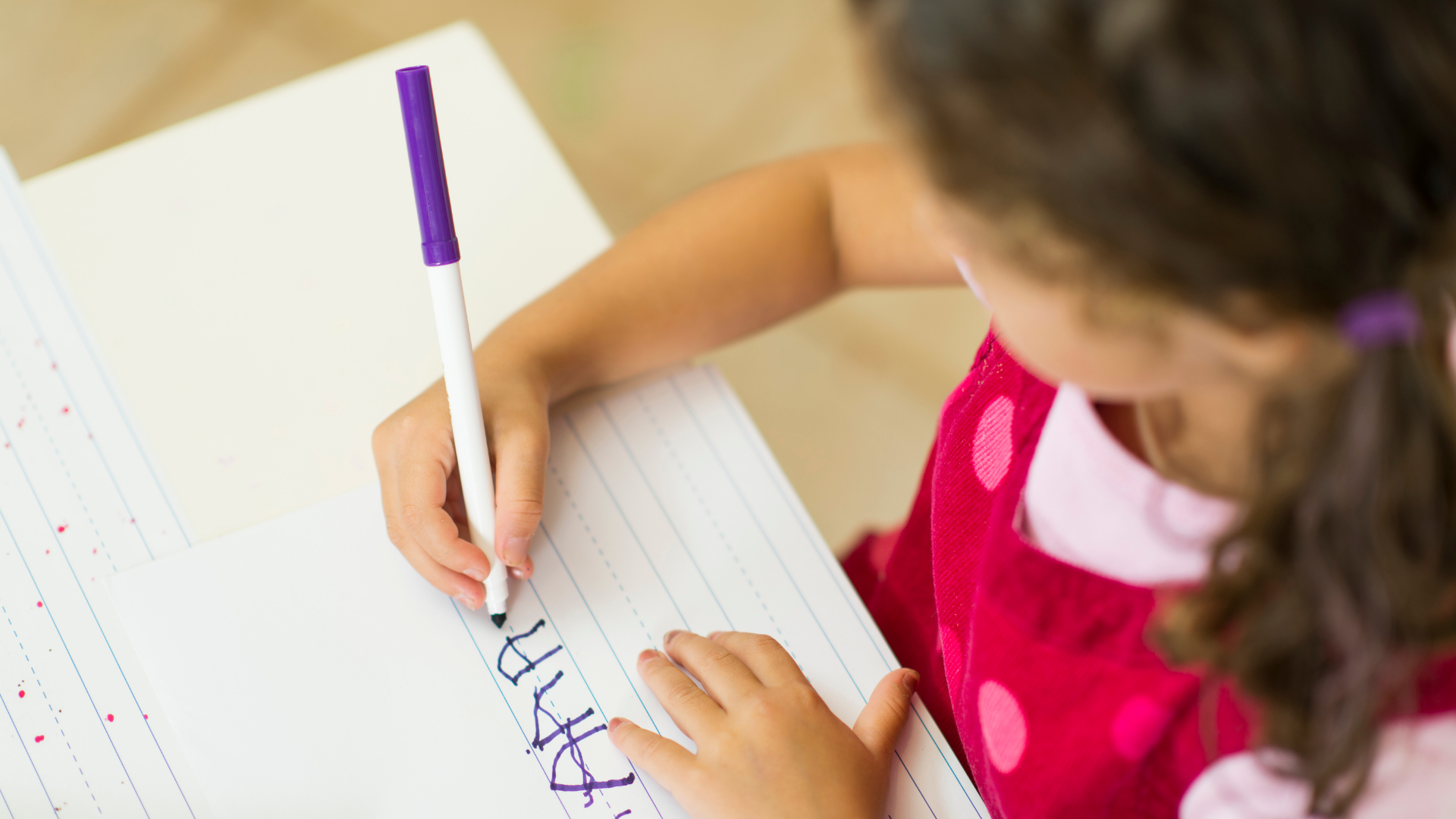 Literacy In The Early Years – Why worksheets don't work?