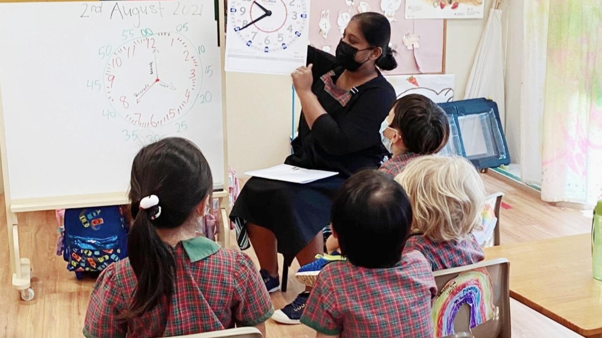 Meet & Greet - Hear From Our Educator, Sangeetha P.