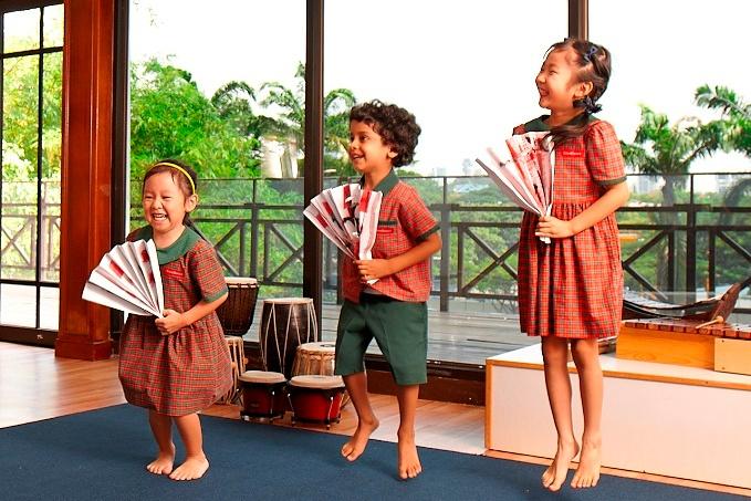 EtonHouse Blog - starting pre-school