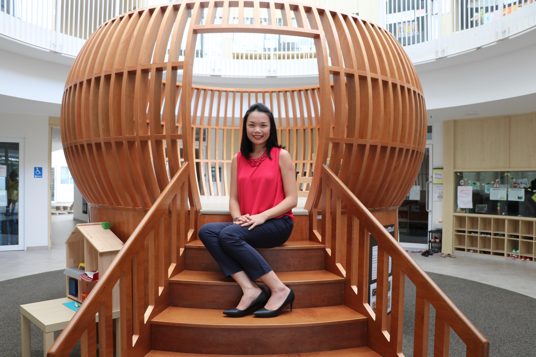 EtonHouse inspirations: Ng Shu Ping, Director of Pedagogy, E-Bridge Pre-School