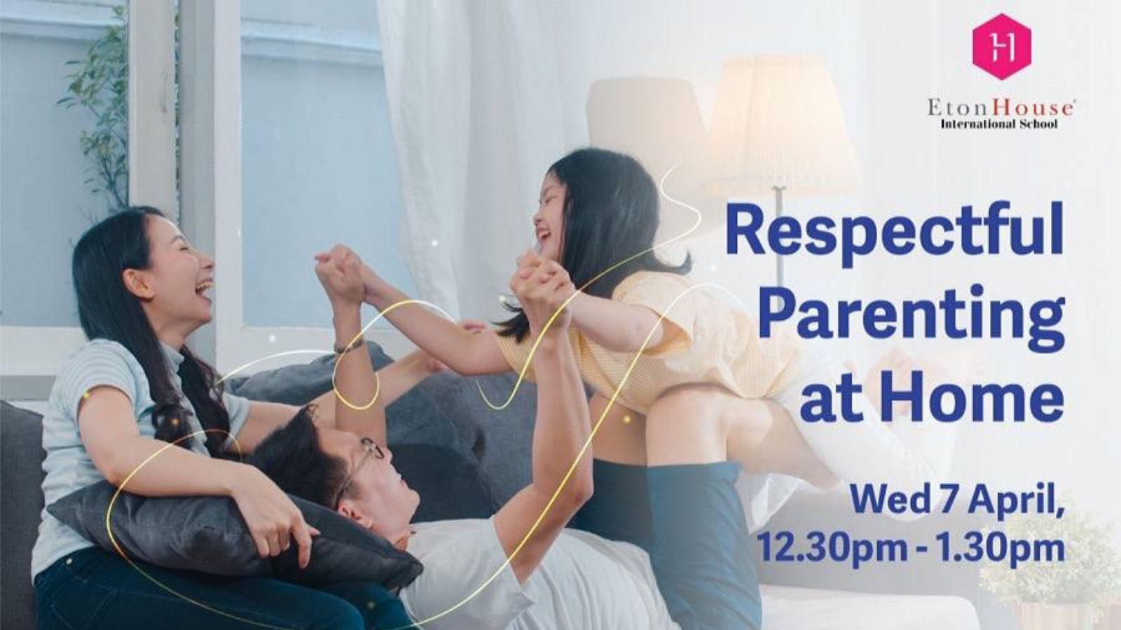 EtonHouse International x HoneyKids Talks: Respectful Parenting at Home