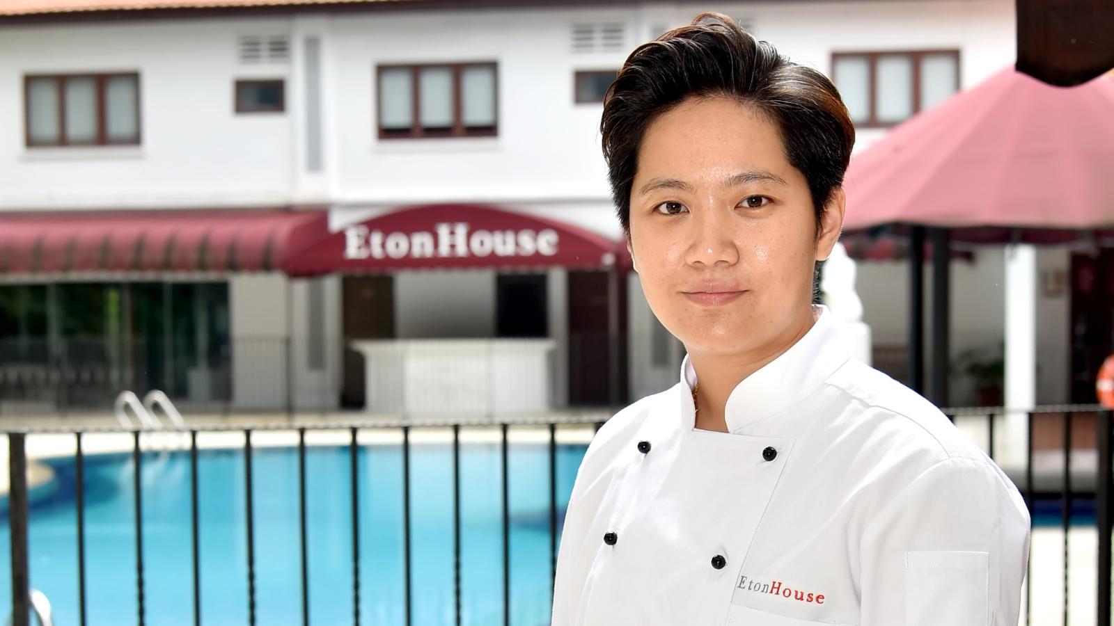 EtonHouse Inspirations: Jamie Goh, Resident Chef at EtonHouse