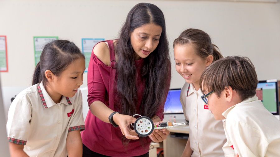 How STEAM education prepares our children for the future