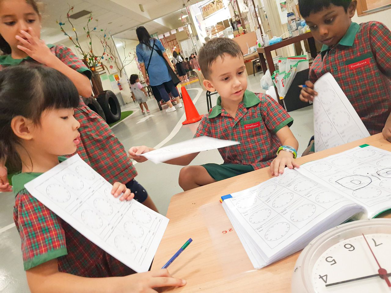 Is your child ready for primary 1?